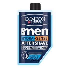 کامان افتر شیو مردانه مناسب پوست حساس با خاصیت آبرسانی