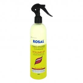 رزال اسپری دو فاز حجم دهنده تثبیت کننده موهای رنگ شده و هایلایت
