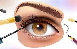 نکات آرایش بر اساس نوع چشم