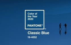 رنگ سال 2020؛ Classic Blue