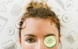 علل تیرگی دور چشم و روش های درمان خانگی
