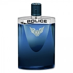 Police Wings Blue