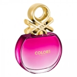 Benetton Colors pink For Women