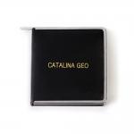 کاتالینا جیو ست ناخن گیر، مانیکور و گرومینگ 11 تکه 777 با کیس پلاستیکی