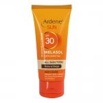 آردن کرم ضد آفتاب و ضد لک ملاسول بژ طبیعی اس پی اف 30