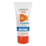 آردن کرم ضد آفتاب و مرطوب کننده هیدراسول بدون رنگ