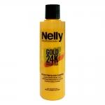 نلی پروفشنال گلد شامپو تثبیت کننده و تقویتی موهای رنگ شده