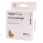 بیول صابون آرایش پاک کن گلیسیرینه آرگان مناسب پوست های خشک و حساس