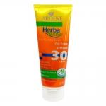 هرباسنس کرم ضد آفتاب رنگی اس پی اف 30
