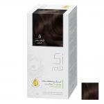 زی فام کیت رنگ موی 5 قهوه ای روشن طبیعی