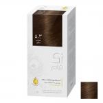 زی فام کیت رنگ موی 5.3 قهوه ای ترافلی