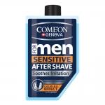 کامان افتر شیو مردانه ضد حساسیت مناسب پوست های خشک و حساس