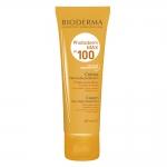 بایودرما کرم ضد آفتاب فتودرم مکس بی رنگ اس پی اف 100 مناسب پوست نرمال تا خشک