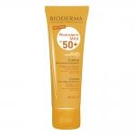 بایودرما کرم ضد آفتاب بی رنگ فتودرم مکس اس پی اف بالای 50 مناسب پوست نرمال تا خشک