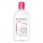 بایودرما محلول پاک کننده آرایش و آلودگی میسلار سن سی بیو H2O پانصد میل