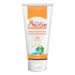مدیسان کرم ضد آفتاب مخصوص پوست های خشک و معمولی اس پی اف 30