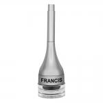فرانسیس خط چشم ژله ای مشکی و نقره ای