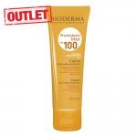 اوتلت بایودرما کرم ضد آفتاب فتودرم مکس بی رنگ اس پی اف 100 مناسب پوست نرمال تا خشک